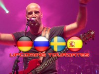 First Tourdates confirmed for 2012