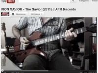 """The Savior"" Video-Clip of Recording-Session"