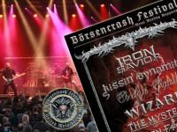 "Iron Savior now headliner at ""Boersencrash Festival""!"