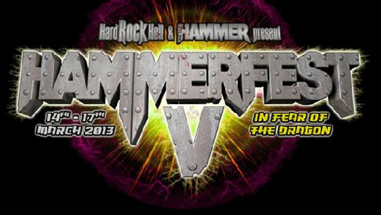 Iron Savior confirmed for Hammerfest (UK)
