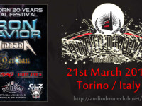 Airborn: 20 Years Metal Festival with Special Guest Iron Savior