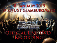 Iron Savior Live-DVD Shooting, January 2015