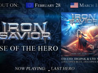"""Rise Of The Hero"" AFM Album Trailer"