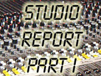 Studioreport 2007 – Part One (Drums)