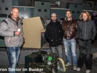 Videodreh: der Bunker ruft!